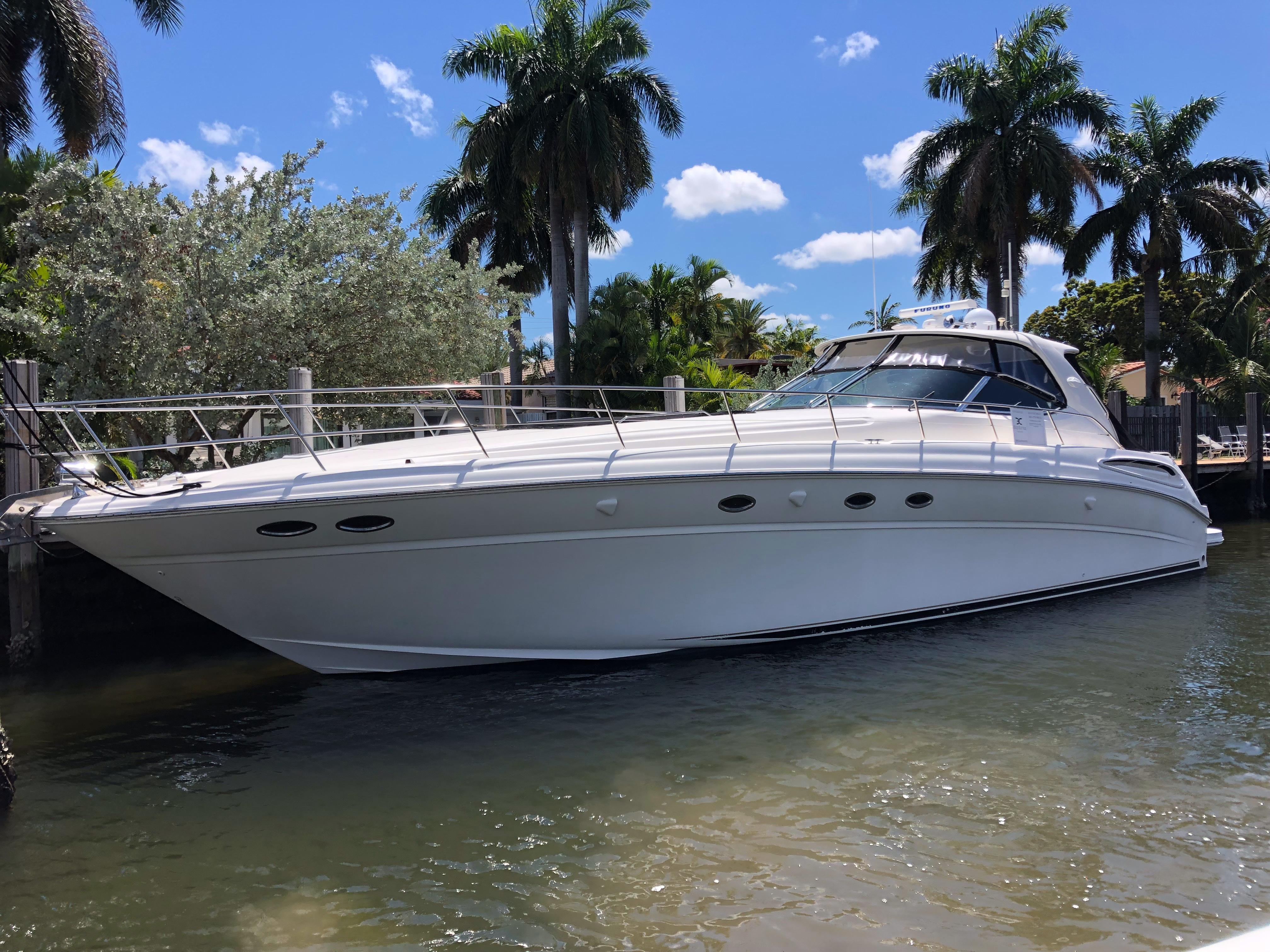 51 Sea Ray A Yacht 2000 Fort Lauderdale Denison Yacht Sales