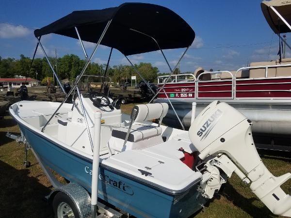 2018 Cape Craft boat for sale, model of the boat is 160 CC & Image # 2 of 25