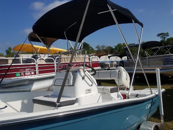 2018 Cape Craft boat for sale, model of the boat is 160 CC & Image # 20 of 25