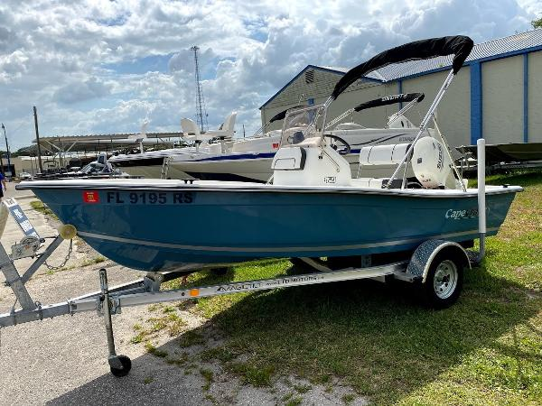 2018 Cape Craft boat for sale, model of the boat is 160 CC & Image # 25 of 25