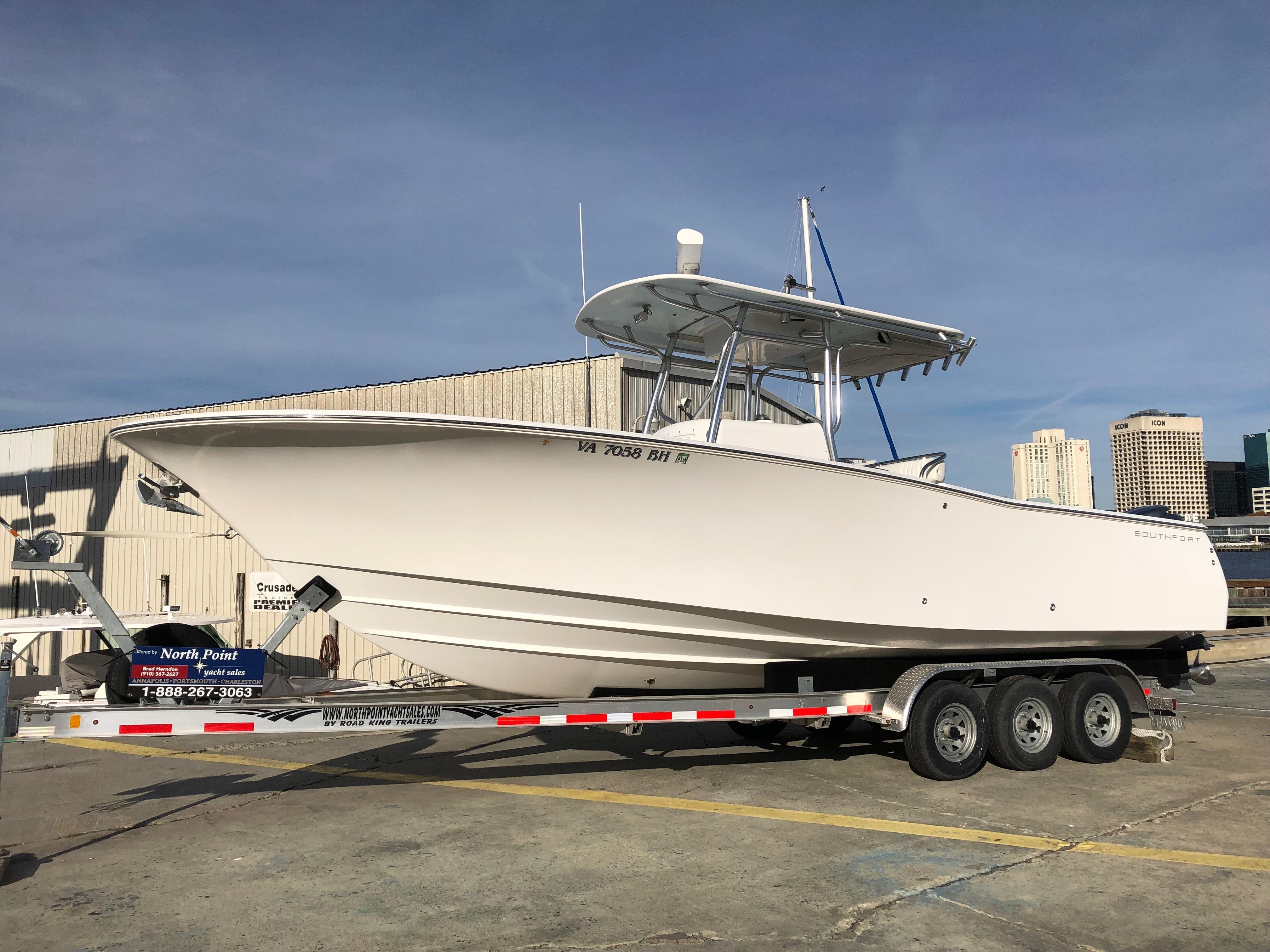 29 Southport 2006 Portsmouth | Denison Yacht Sales