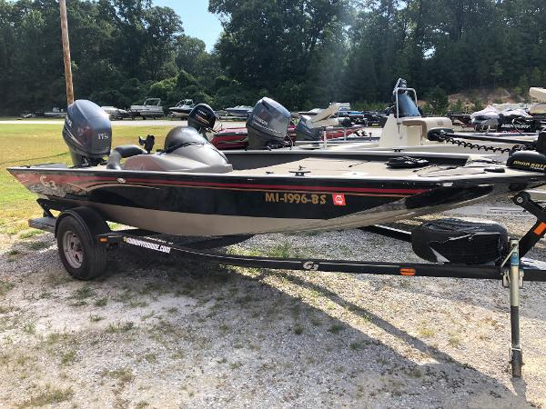 2009 G3 Boats boat for sale, model of the boat is Eagle 180 & Image # 1 of 7