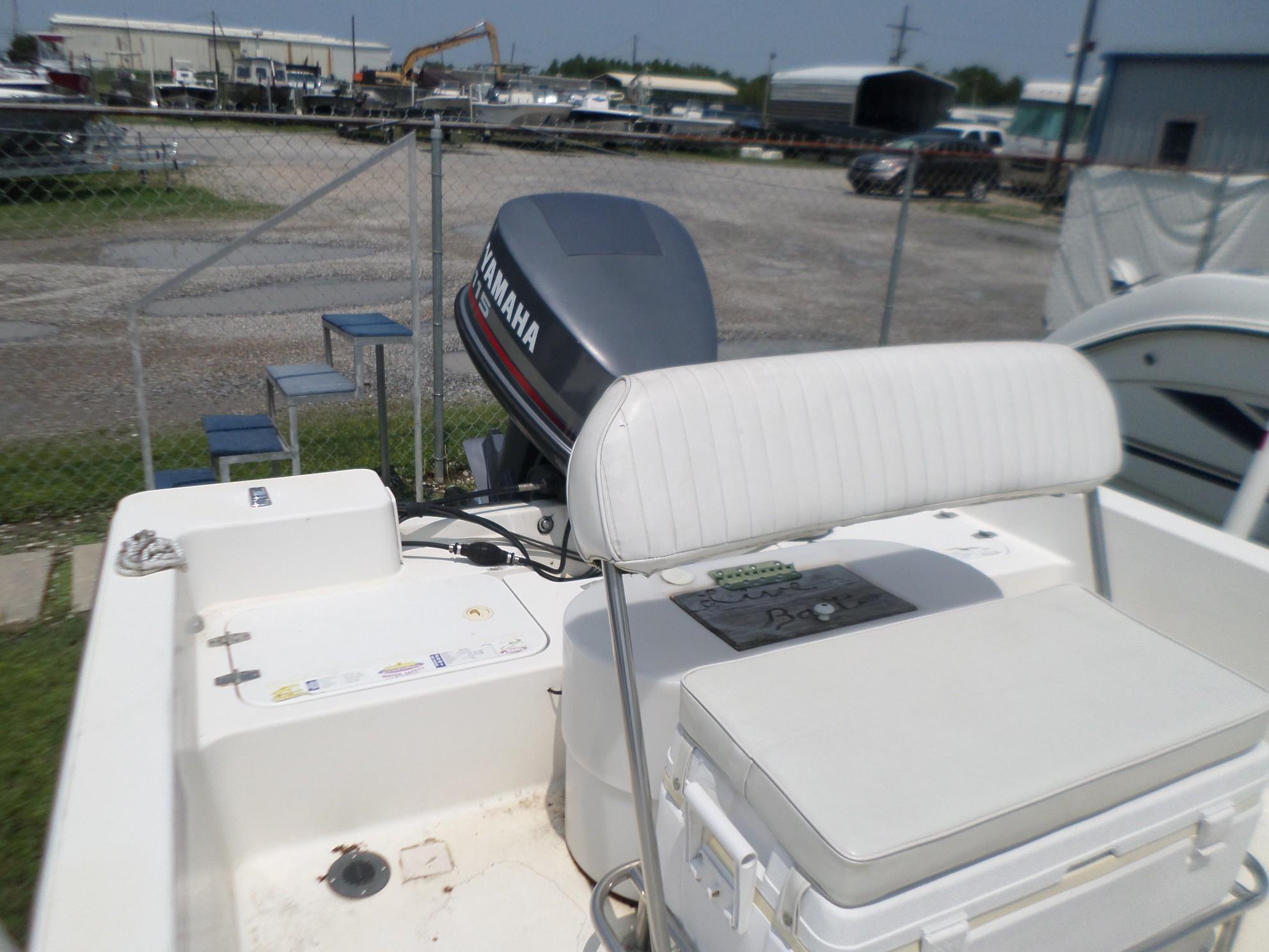 Used  1996 18' Century 186 Bay Boat in Slidell, Louisiana