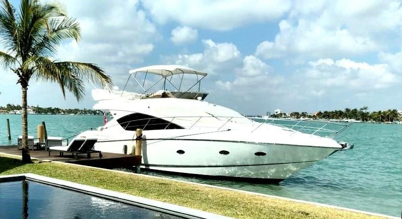2011 Sunseeker 52' - CONTRARIAN - Profile