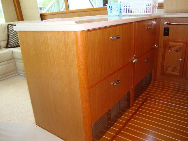 Galley Refrigerator/freezer Drawers
