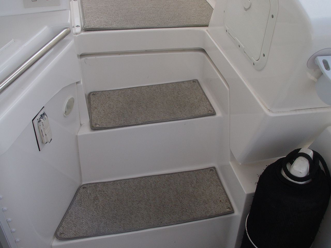 Molded Steps