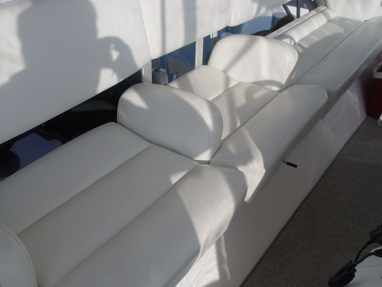Captain and Companion Seating