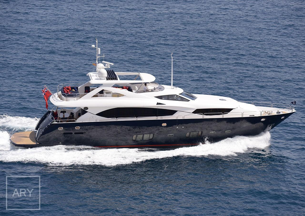 98.43 ft Sunseeker 30 Metre Yacht