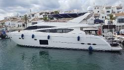 Princess Motor Yacht Sales - Used Princess 85 Motor Yacht