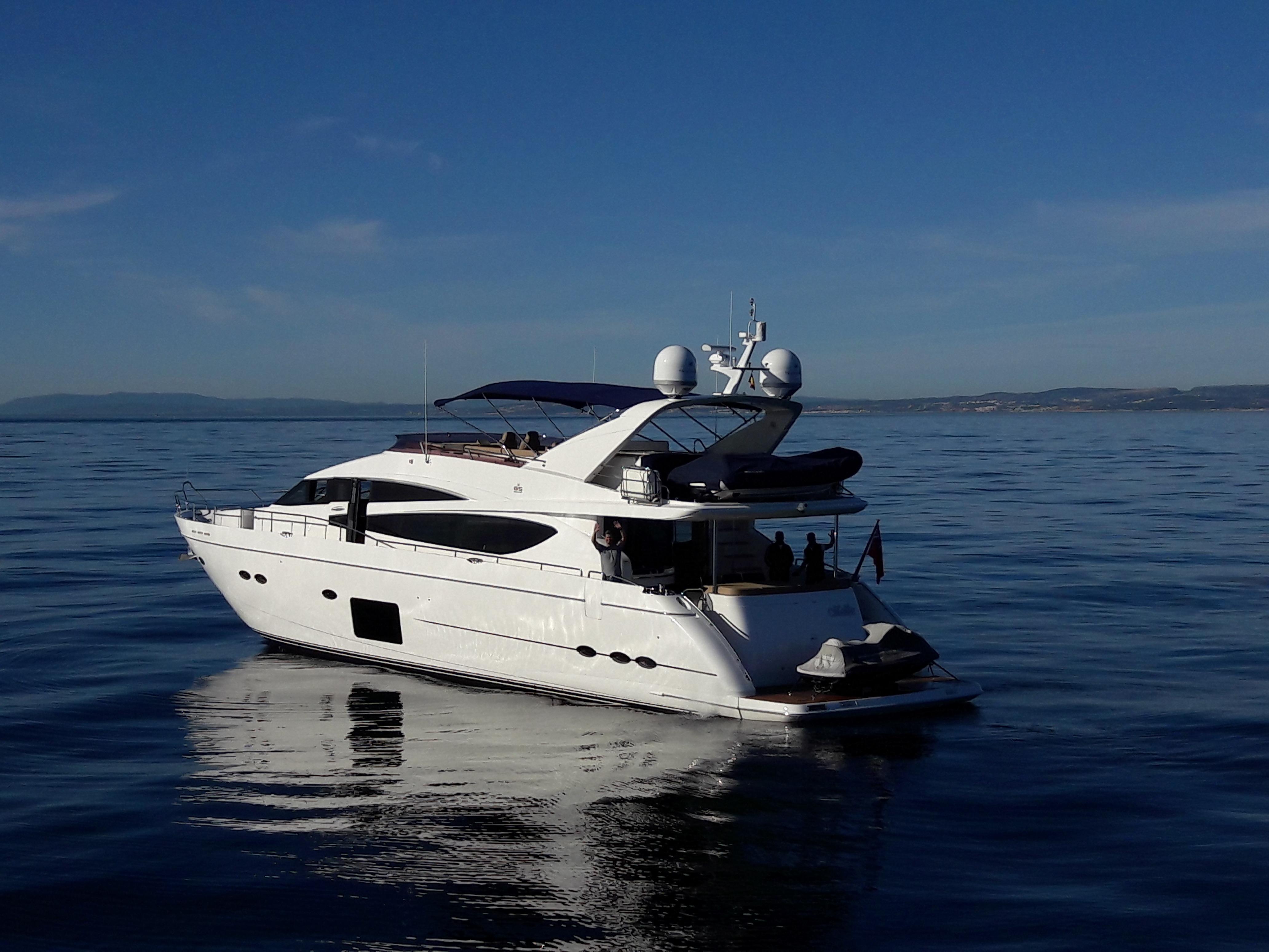 Used Princess 85 Motor Yacht Motor Yacht For Sale
