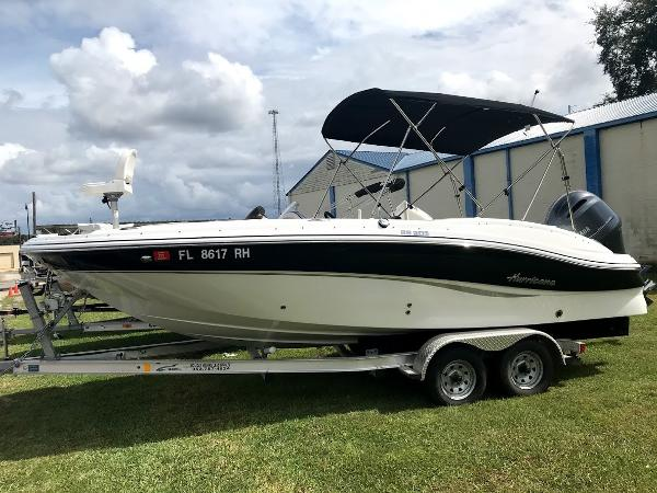 For Sale: 2016 Hurricane Ss 203 Ob 20ft<br/>Nobles  Marine