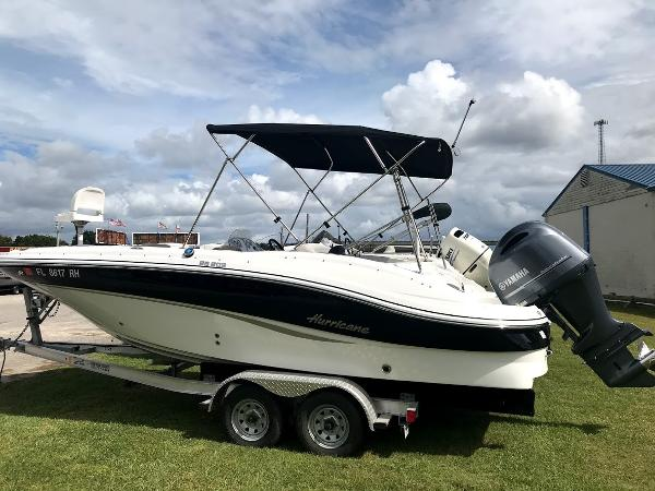 2016 Hurricane boat for sale, model of the boat is SS 203 OB & Image # 2 of 11
