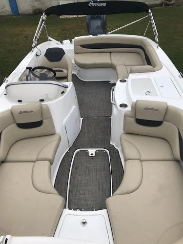 2016 Hurricane boat for sale, model of the boat is SS 203 OB & Image # 3 of 11