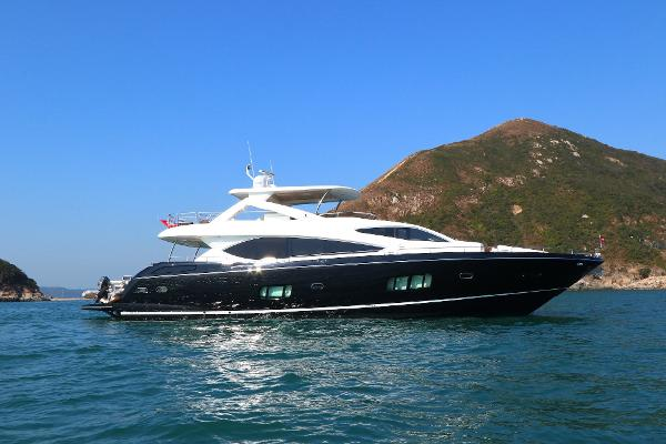 Sunseeker 88 - Profile