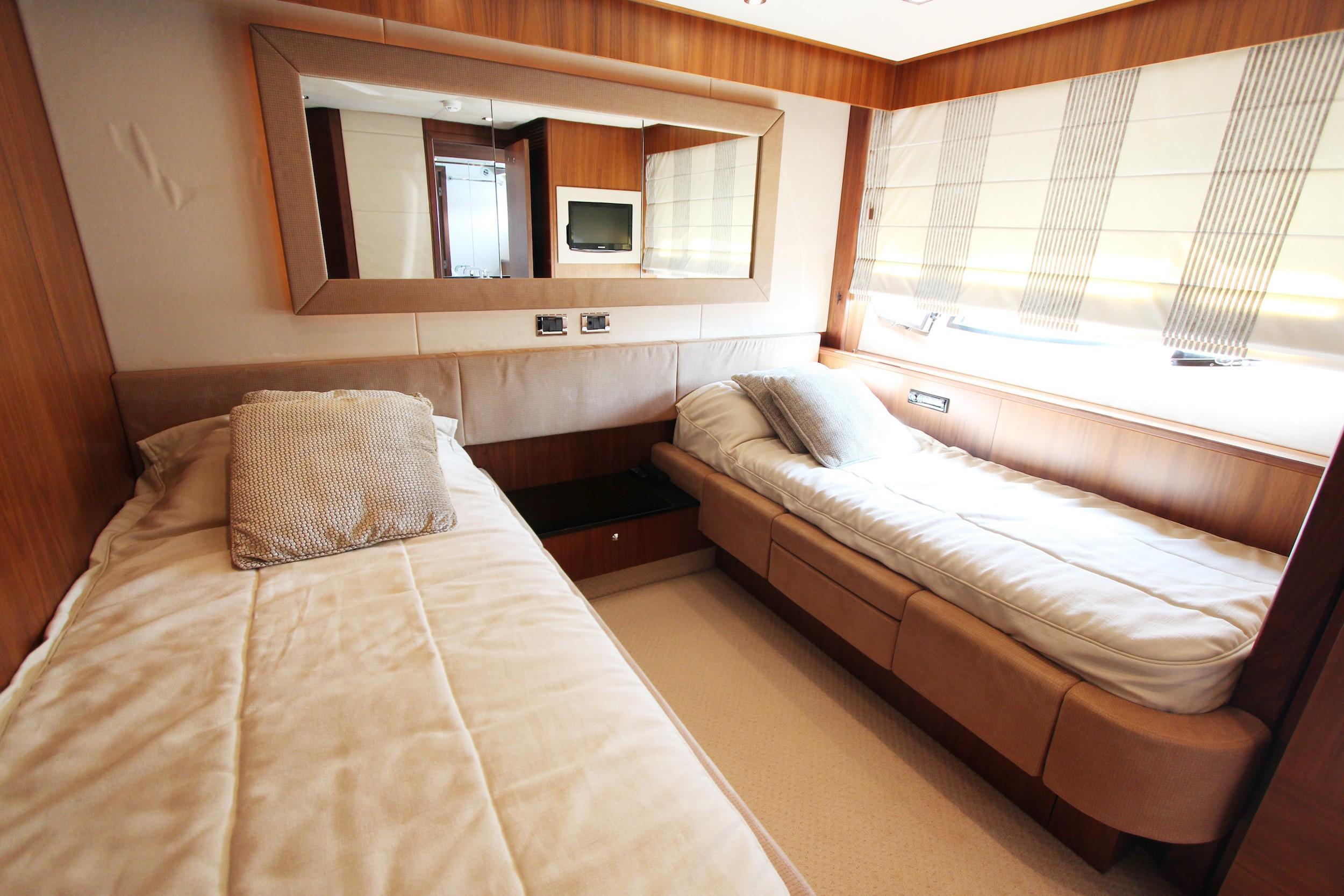 Sunseeker 88 - Guest Cabin (Port)