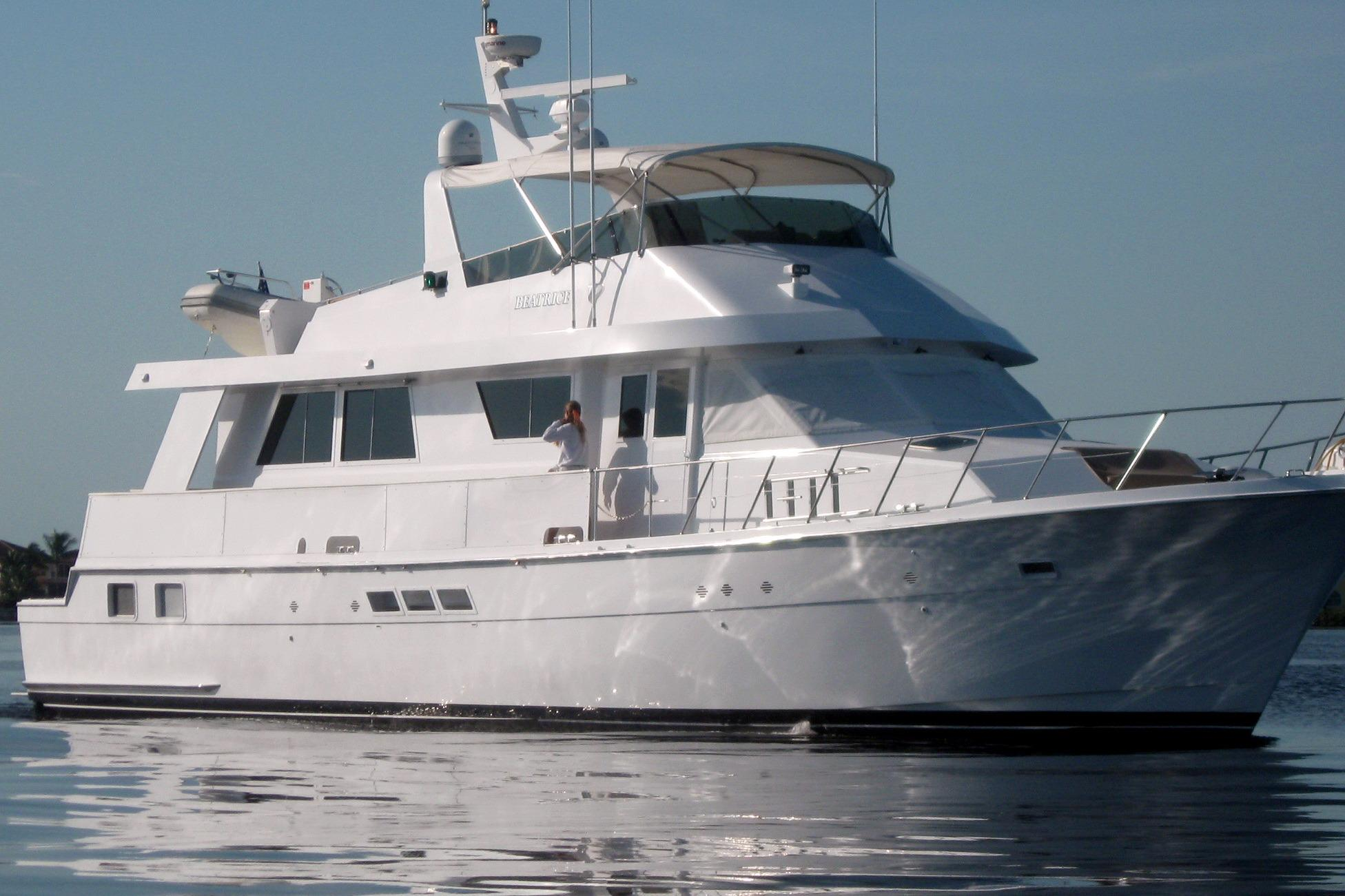 70 hatteras 1991 beatrice for sale in fort lauderdale for Hatteras motor yacht for sale