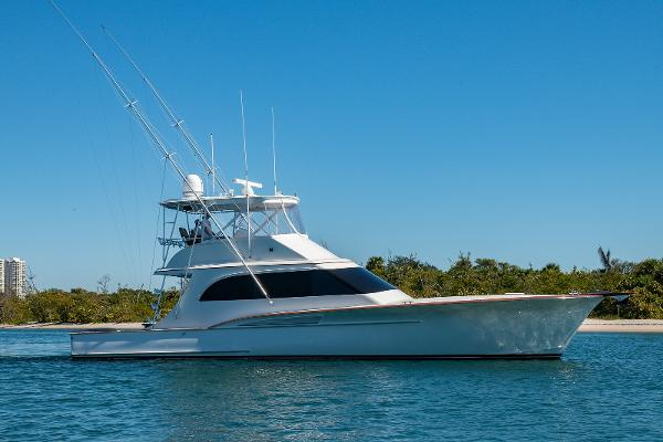 2001 55' Jarrett Bay Custom Carolina