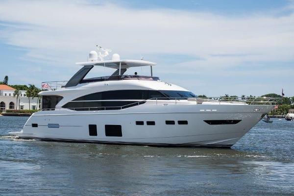2019 75' Princess 75 Motor Yacht