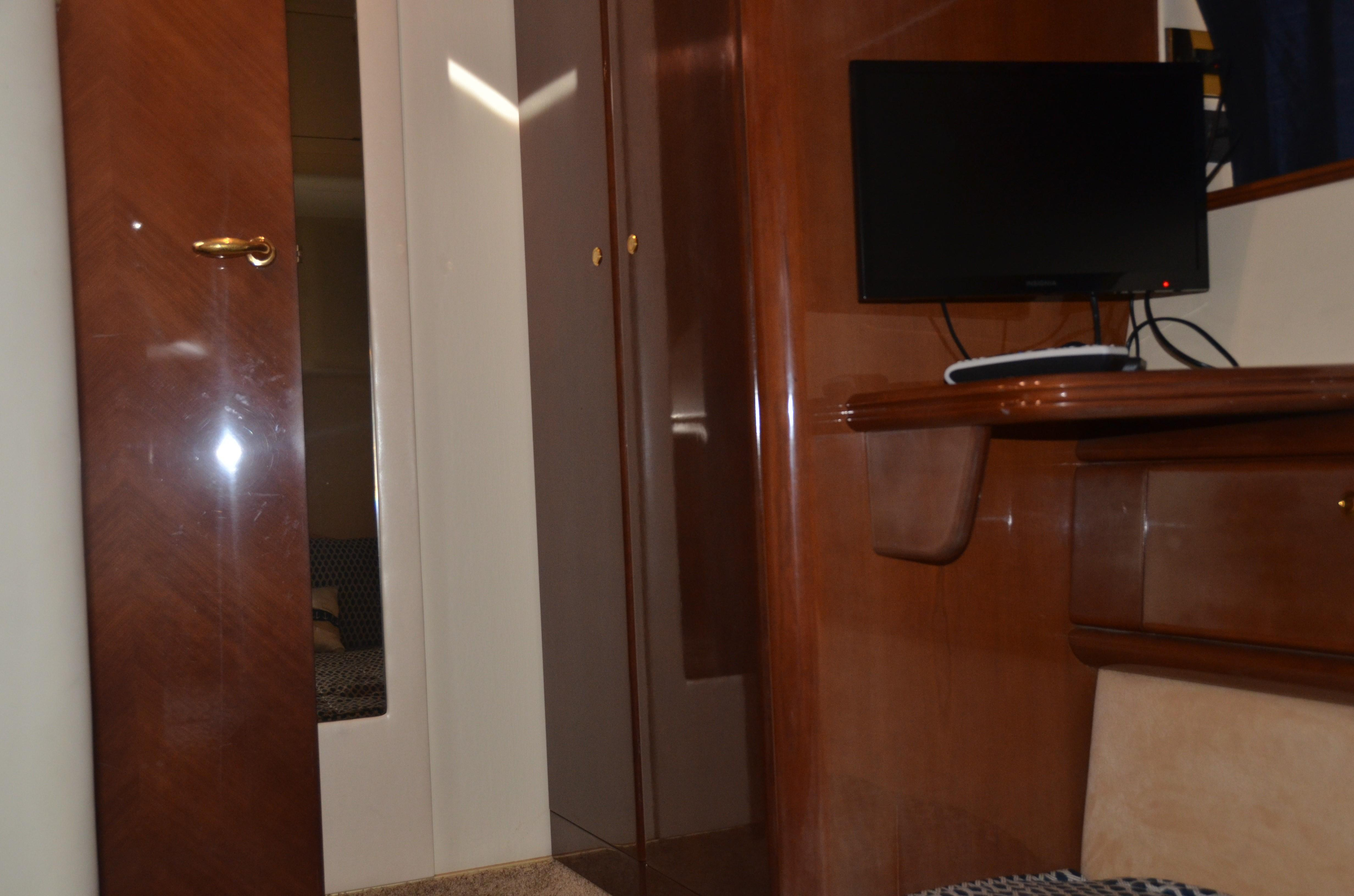 Guest Stateroom TV