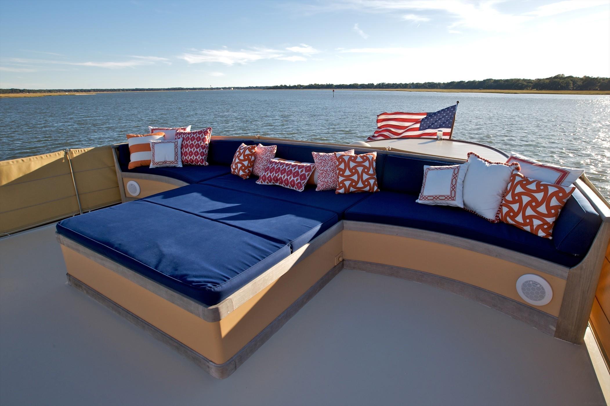 Boat Deck Aft