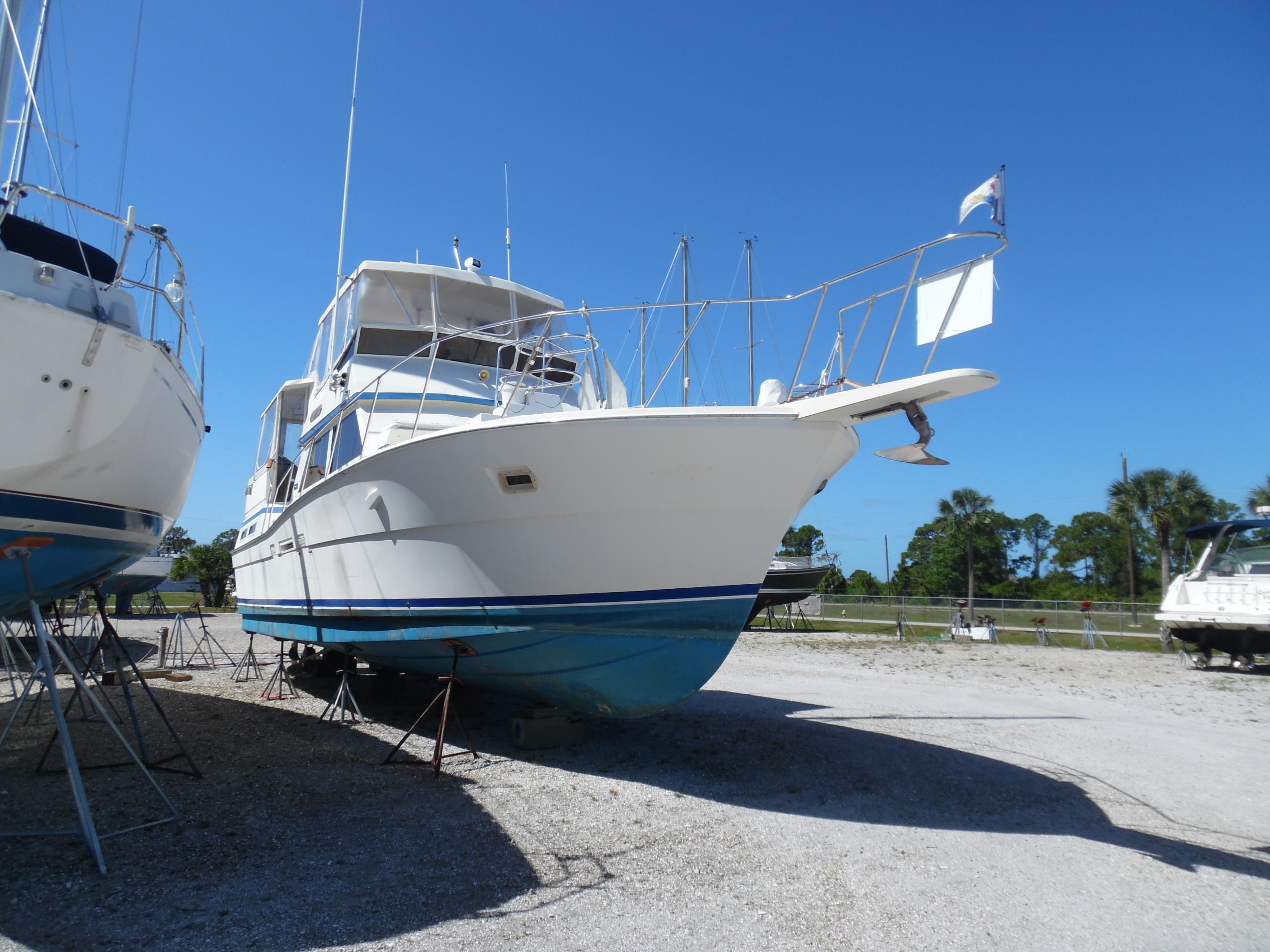 44 Viking 1986 Port Charlotte | Denison Yacht Sales