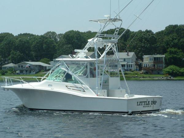 Cabo Yachts Express with Tower Sports Fishing Boats