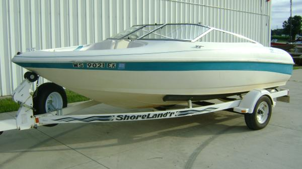 1997 Larson 186 SEI Bowrider For Sale