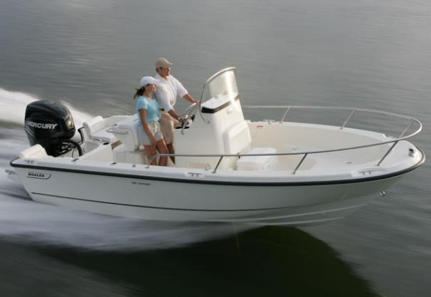 2015 Boston Whaler 190 Outrage