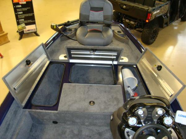 2021 Tracker Boats boat for sale, model of the boat is Pro Team 175 TF® & Image # 11 of 17