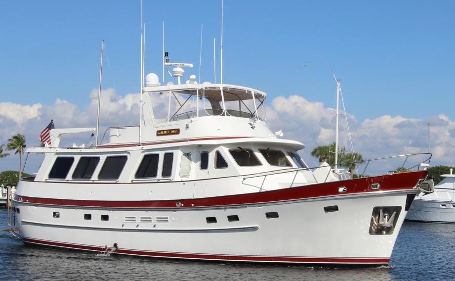 Cheoy Lee LRC/Pilothouse Motor Yacht