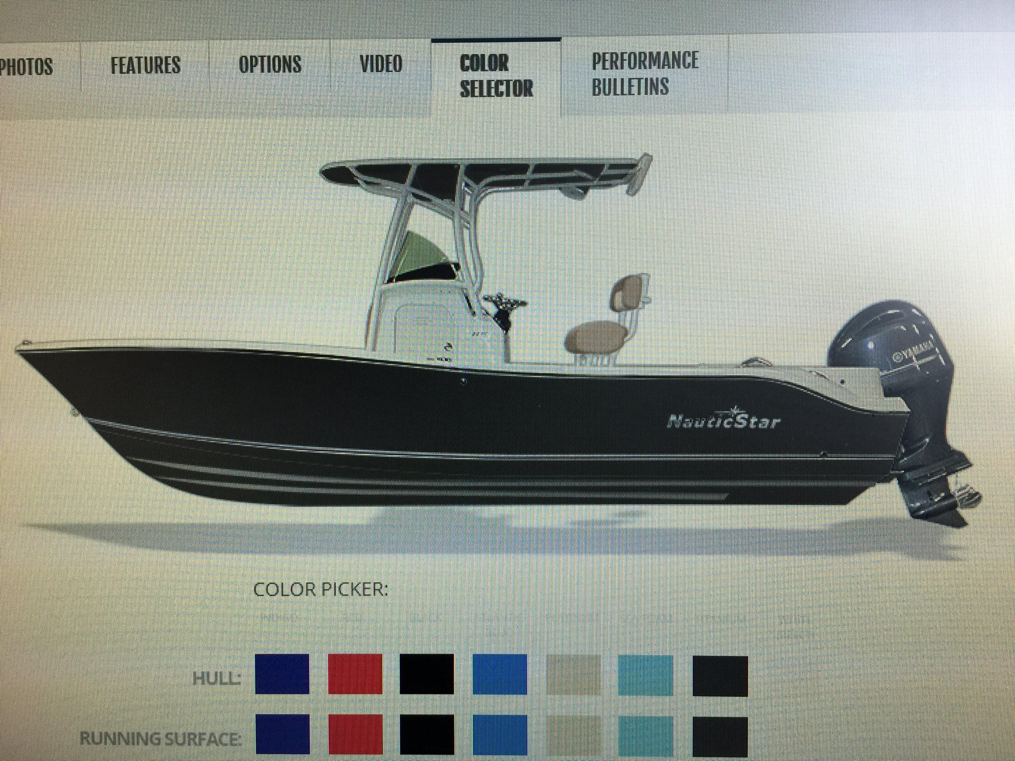 NauticStar22XS Offshore