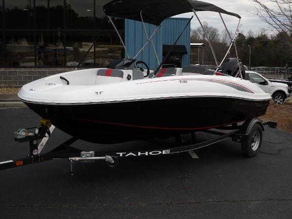 2020 Tahoe boat for sale, model of the boat is T16 & Image # 2 of 24