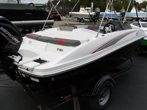 2020 Tahoe boat for sale, model of the boat is T16 & Image # 4 of 24