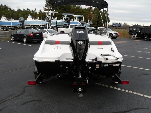 2020 Tahoe boat for sale, model of the boat is T16 & Image # 6 of 24