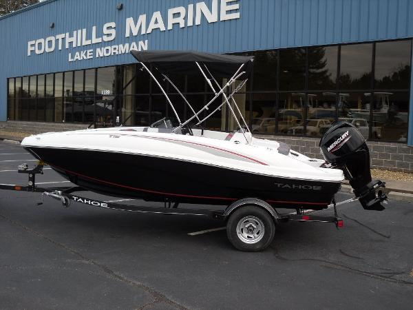 2020 Tahoe boat for sale, model of the boat is T16 & Image # 1 of 24