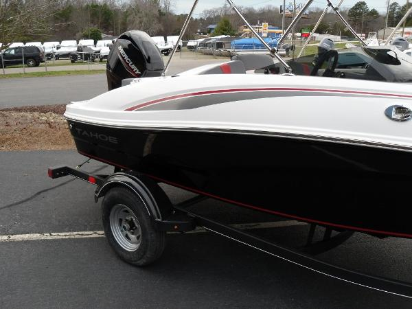 2020 Tahoe boat for sale, model of the boat is T16 & Image # 9 of 24