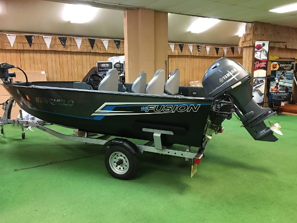 2020 STARCRAFT 16 FUSION STARWELD for sale