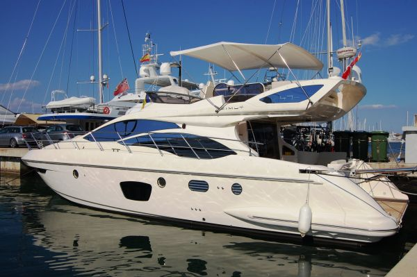 Used Azimut 47 Boat For Sale