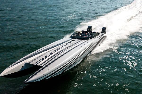 38' Mystic Powerboats C3800
