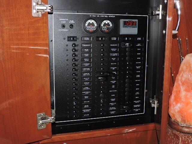 Shore Power Panel