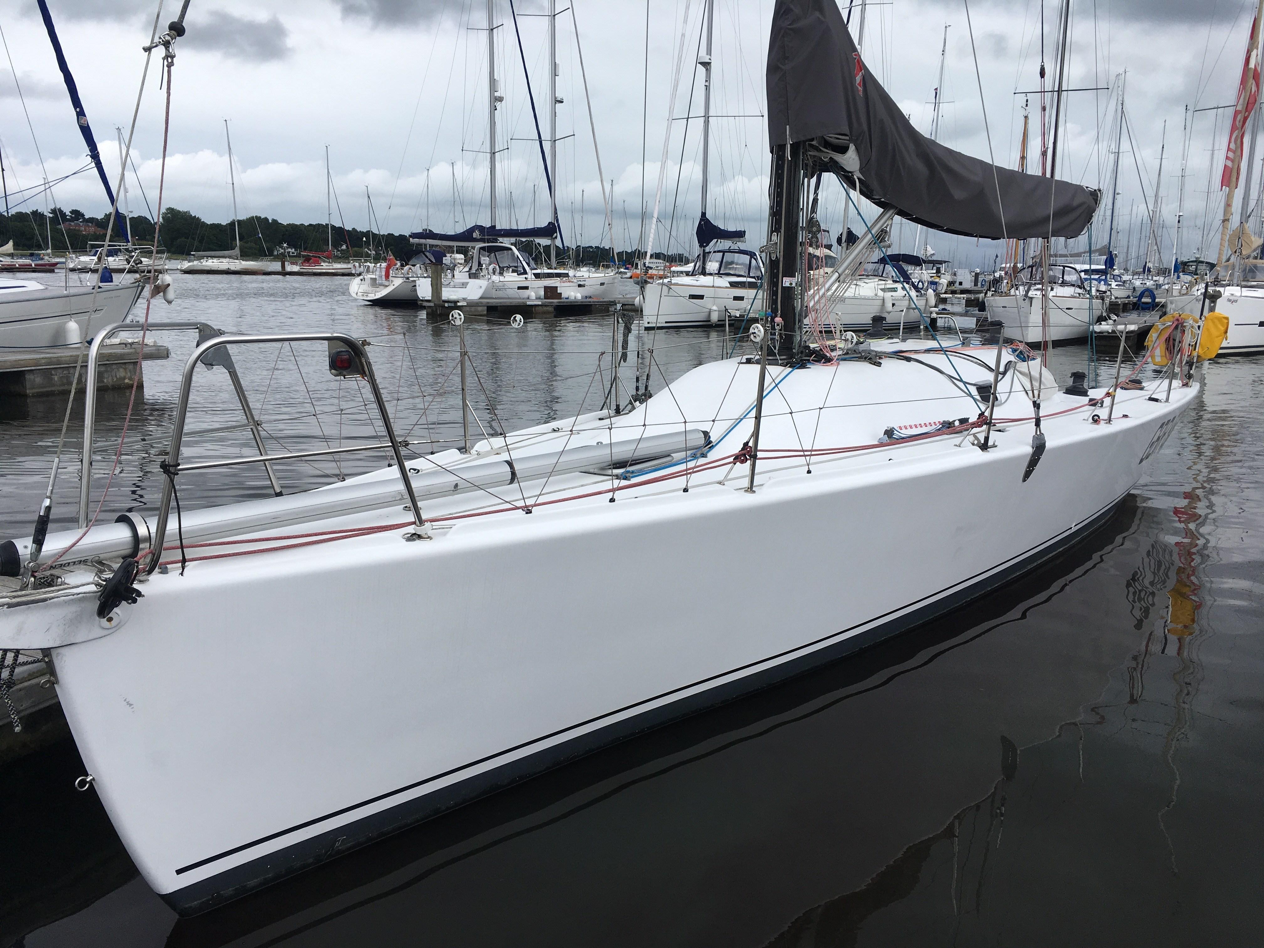 Cory Yachts Stewart 36