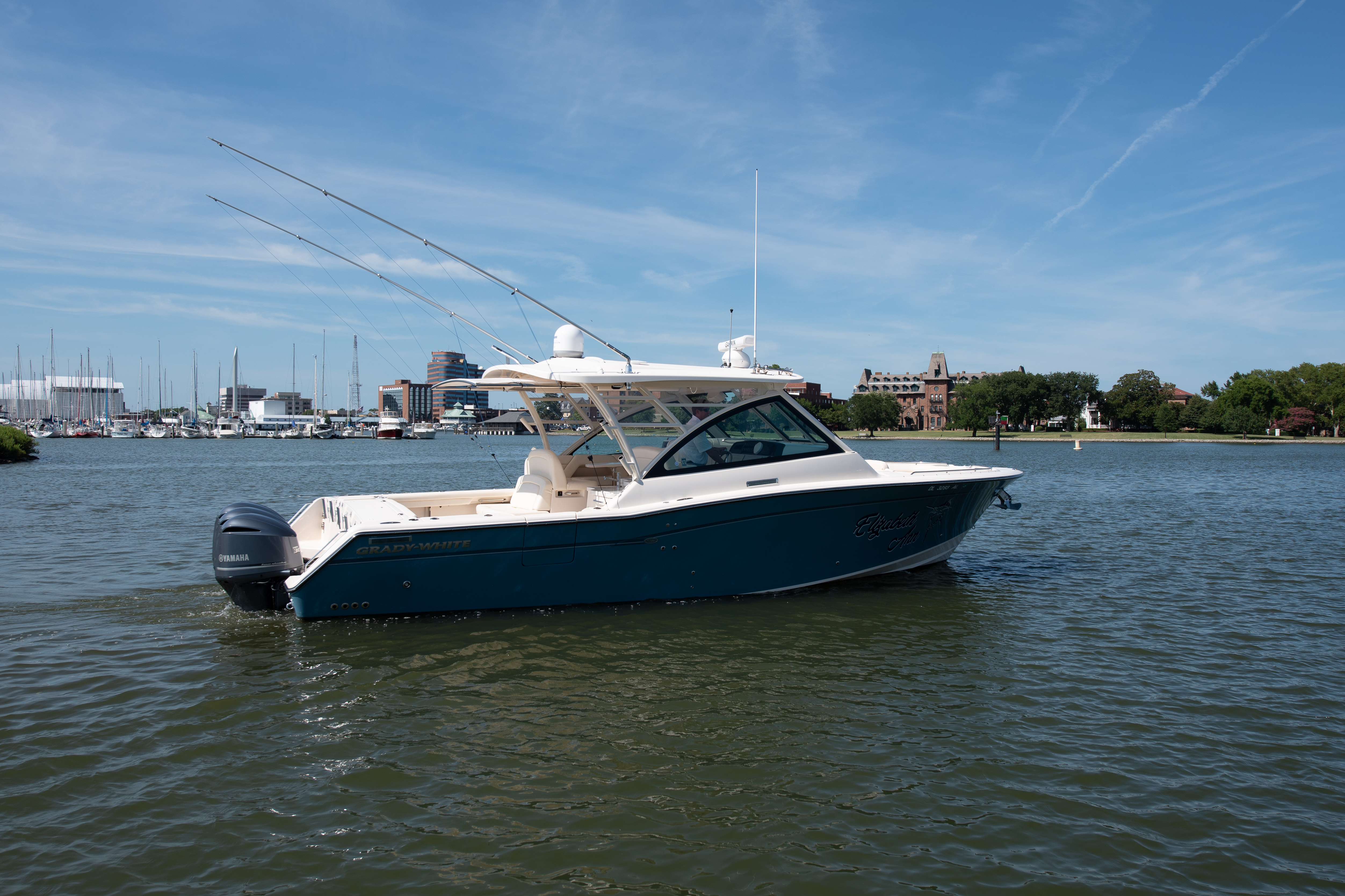 Used Grady-White Boats for Sale - MLS Search