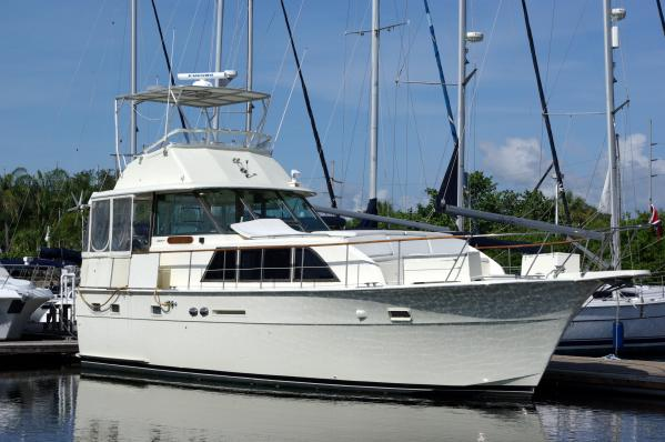 Hatteras Double Cabin MY Motor Yachts. Listing Number: M-3658335