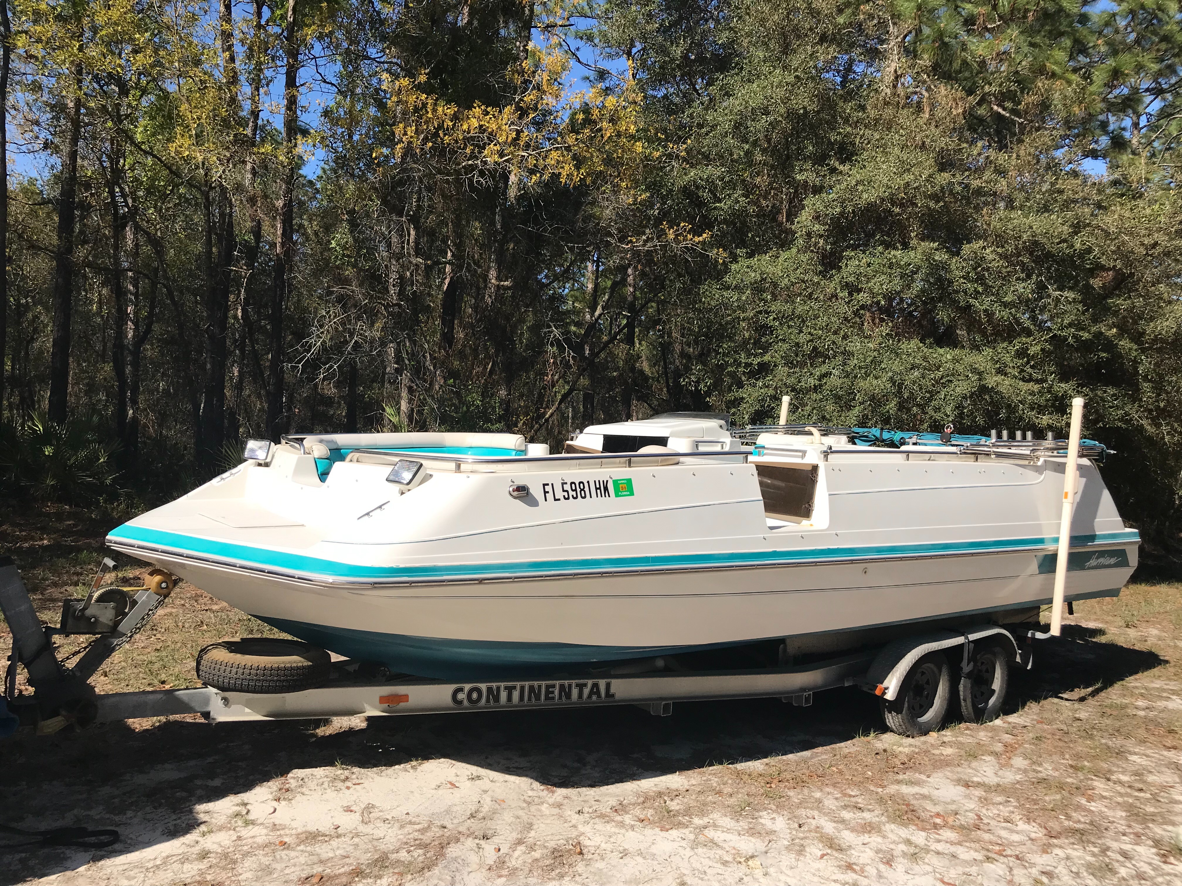 Hurricane Fish And Ski Boats For Sale In 32822 Boat Trader