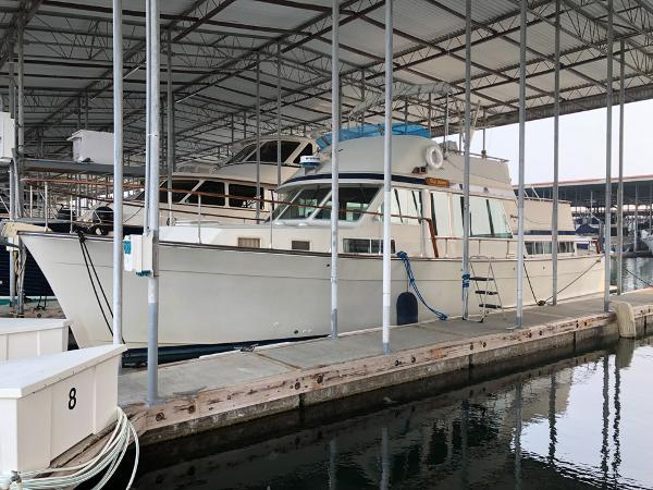 Picture Of:  48' Tollycraft 48 Cockpit Motor Yacht 1977Yacht For Sale | 40