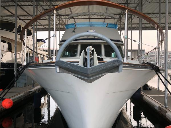 Picture Of:  48' Tollycraft 48 Cockpit Motor Yacht 1977Yacht For Sale | 3 of 40