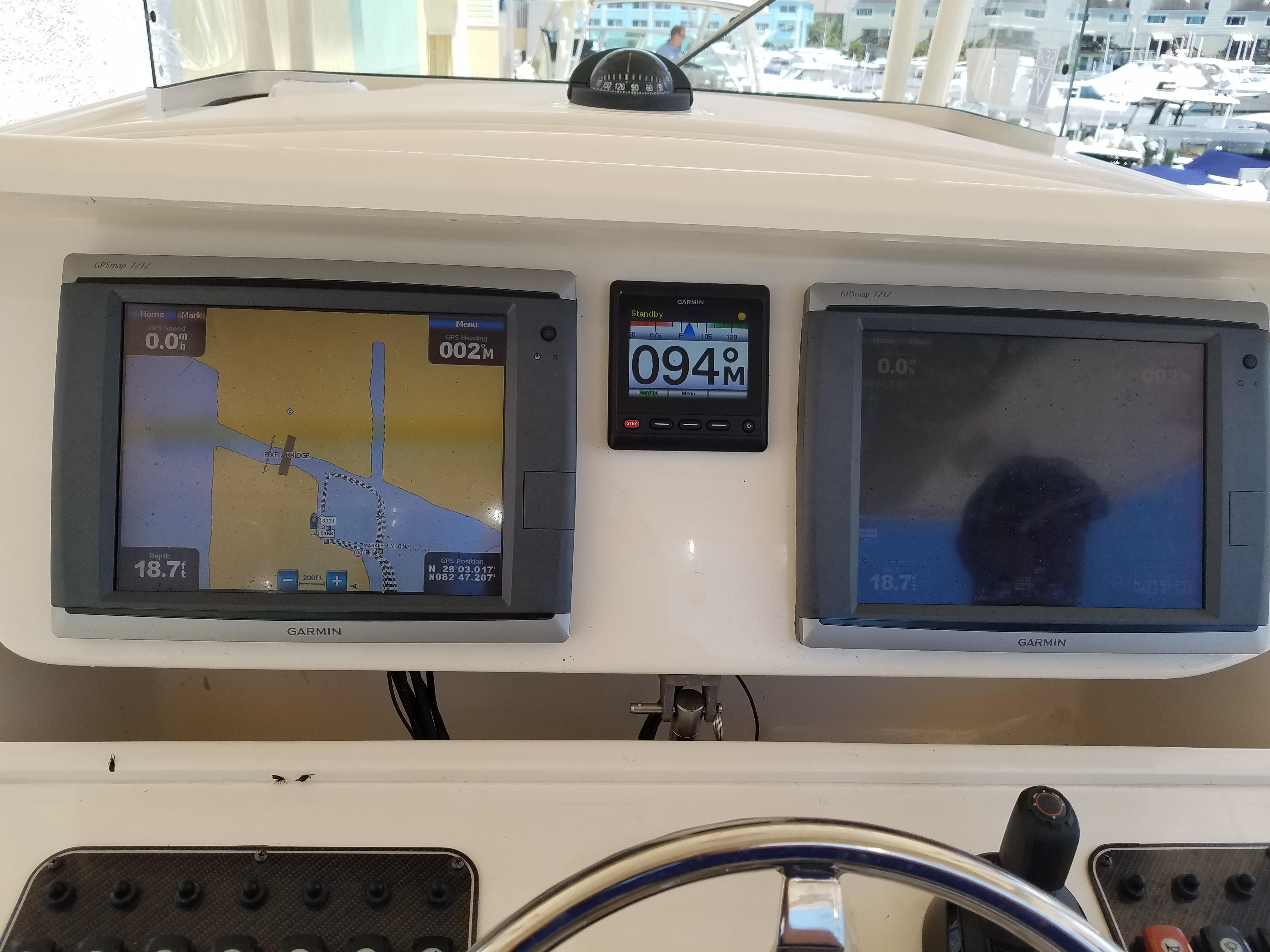 Grady-white 2015 Canyon 336 33 Yacht for Sale in US