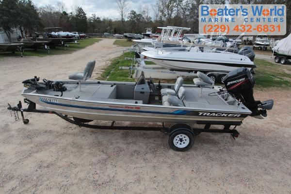 1995 TRACKER BOATS PRO 180 for sale