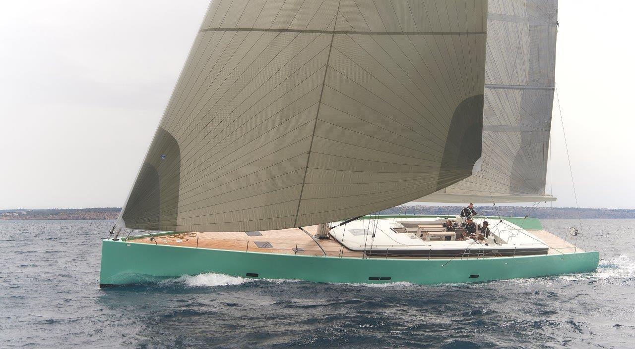 Michael Schmidt Yachtbau Brenta 80