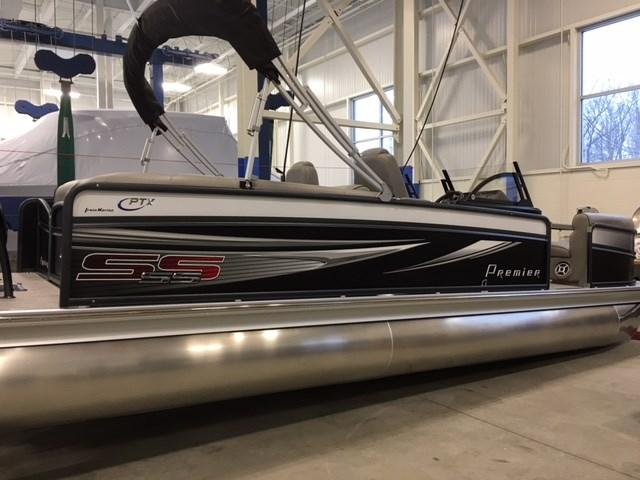 2018 PREMIER PONTOONS 250 S SERIES RF for sale
